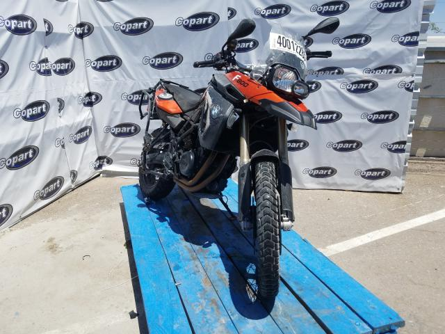 2010 BMW F800 GS for sale in Anthony, TX