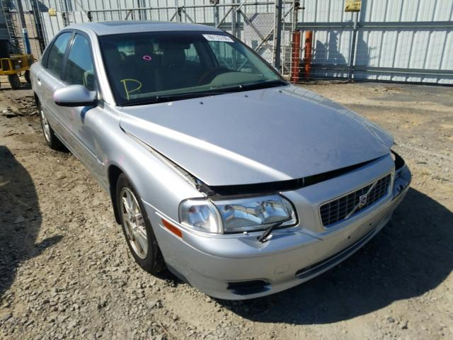 Volvo salvage cars for sale: 2004 Volvo S80 2.5T