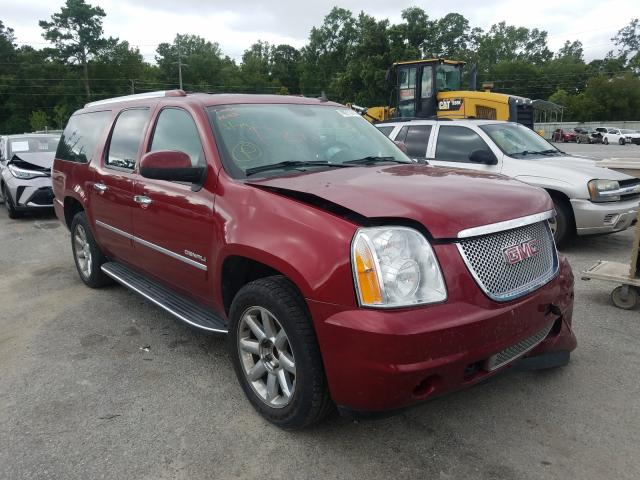 GMC Vehiculos salvage en venta: 2011 GMC Yukon XL D