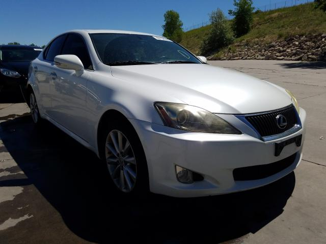 Lexus salvage cars for sale: 2010 Lexus IS 250