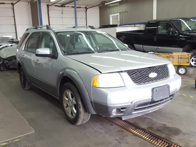 Salvage cars for sale from Copart Pasco, WA: 2005 Ford Freestyle