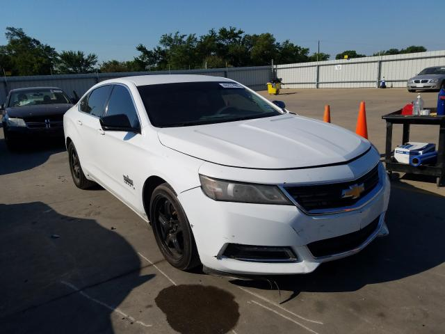 Salvage cars for sale from Copart Wilmer, TX: 2014 Chevrolet Impala LS