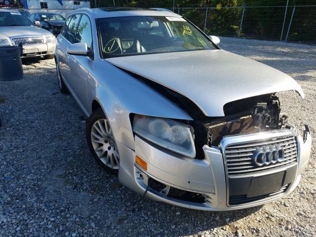 Salvage 2006 Audi A6 AVANT Q for sale