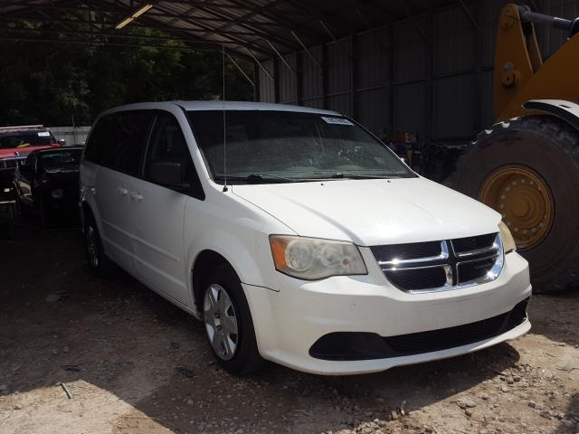 Salvage cars for sale from Copart Midway, FL: 2011 Dodge Grand Caravan