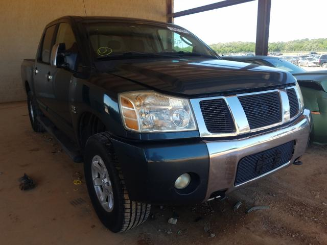 Nissan Titan XE salvage cars for sale: 2004 Nissan Titan XE