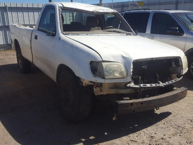 Toyota Tundra salvage cars for sale: 2006 Toyota Tundra