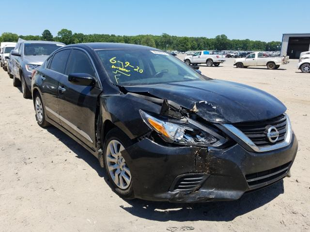 Salvage cars for sale from Copart Conway, AR: 2016 Nissan Altima 2.5