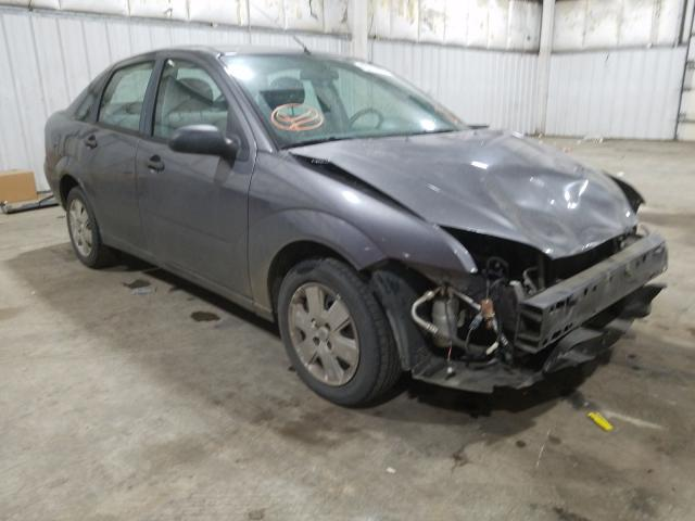 Salvage cars for sale from Copart Woodburn, OR: 2006 Ford Focus ZX4