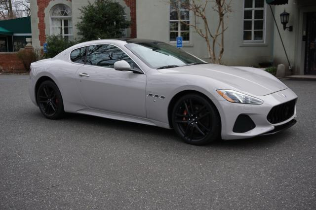 Maserati salvage cars for sale: 2018 Maserati Granturismo