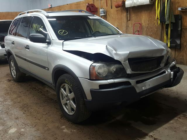 Salvage cars for sale from Copart Kincheloe, MI: 2006 Volvo XC90
