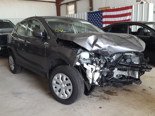 Nissan Rogue Sport salvage cars for sale: 2020 Nissan Rogue Sport
