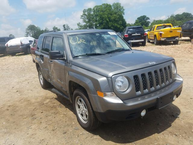 Jeep Patriot SP salvage cars for sale: 2012 Jeep Patriot SP