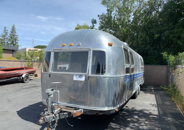 Airstream salvage cars for sale: 1979 Airstream Trailer