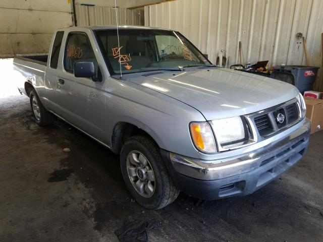 Salvage cars for sale from Copart Lyman, ME: 2000 Nissan Frontier K