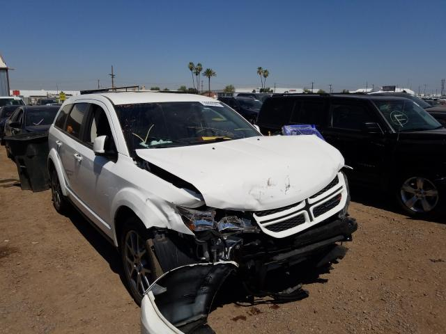 Dodge Journey R salvage cars for sale: 2016 Dodge Journey R