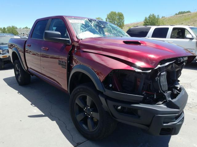 Dodge salvage cars for sale: 2019 Dodge RAM 1500 Class