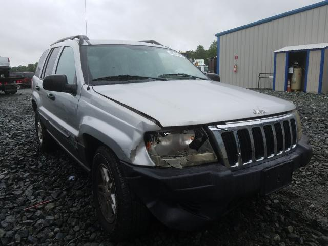 salvage certificate 2003 jeep cherokee 4dr spor 4 0l for sale in mebane nc 40338490 a better bid car auctions