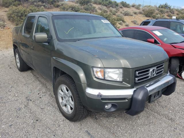 Salvage cars for sale from Copart Reno, NV: 2006 Honda Ridgeline