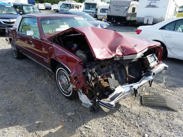 auto auction ended on vin 1g6al5781de663643 1983 cadillac eldorado in pa philadelphia autobidmaster