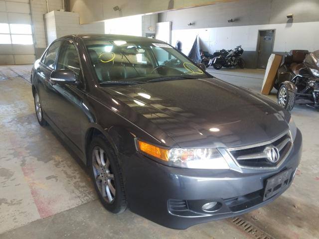 Salvage cars for sale from Copart Sandston, VA: 2007 Acura TSX