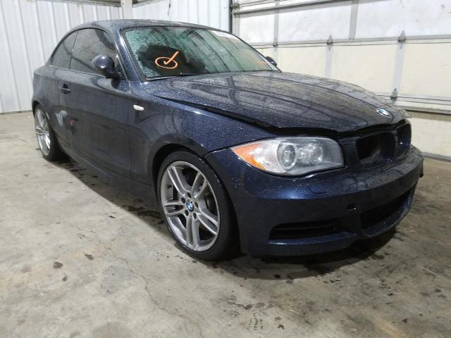 Salvage cars for sale from Copart Woodburn, OR: 2009 BMW 135 I