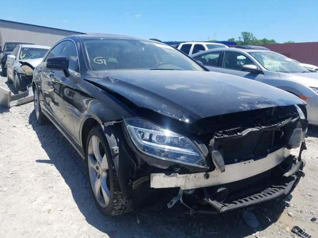 Mercedes-Benz salvage cars for sale: 2012 Mercedes-Benz CLS 550