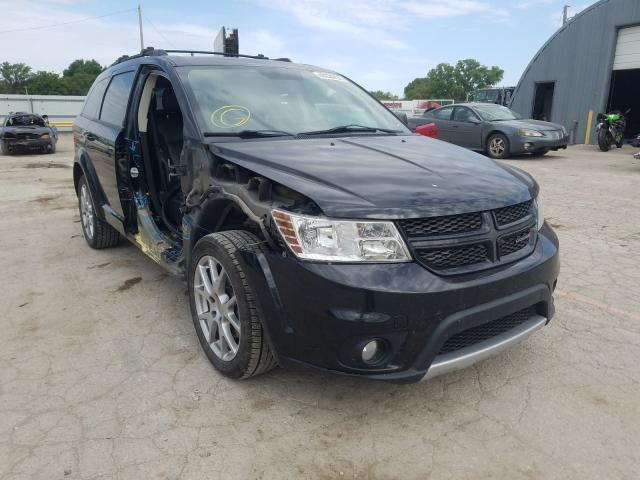 Dodge Journey R salvage cars for sale: 2013 Dodge Journey R