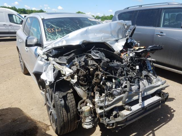 Volvo XC60 T6 IN salvage cars for sale: 2017 Volvo XC60 T6 IN