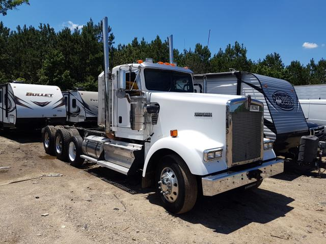 Kenworth Constructi salvage cars for sale: 2009 Kenworth Constructi