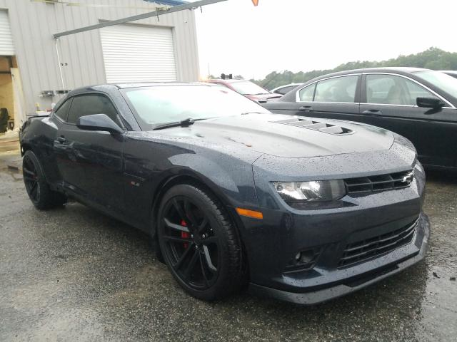 Salvage cars for sale from Copart Savannah, GA: 2014 Chevrolet Camaro SS