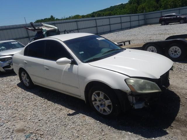Nissan salvage cars for sale: 2005 Nissan Altima S
