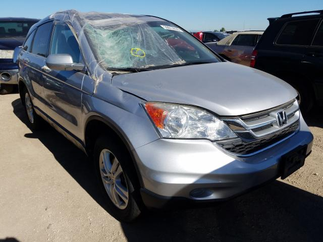 Honda CR-V EXL salvage cars for sale: 2011 Honda CR-V EXL