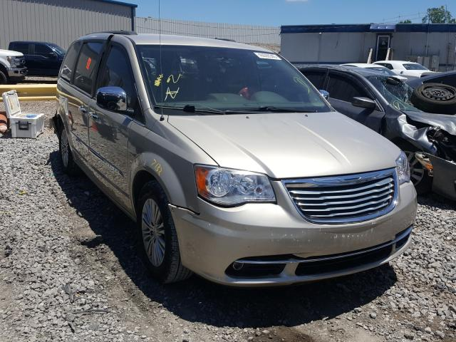 Chrysler Town & Country salvage cars for sale: 2013 Chrysler Town & Country
