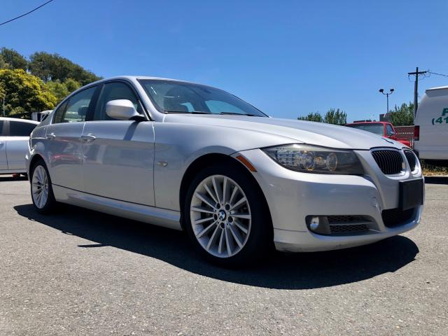BMW 335 D salvage cars for sale: 2011 BMW 335 D