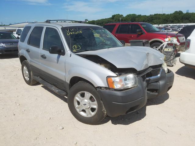 Salvage cars for sale from Copart Oklahoma City, OK: 2003 Ford Escape XLT