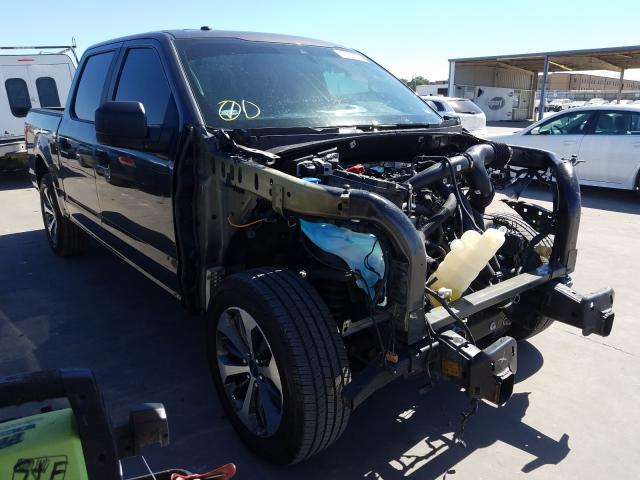 Ford F150 Super salvage cars for sale: 2019 Ford F150 Super