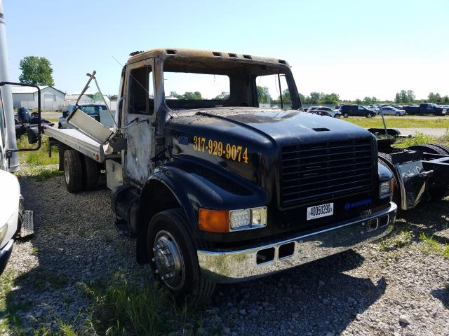 International 4000 4700 salvage cars for sale: 1997 International 4000 4700