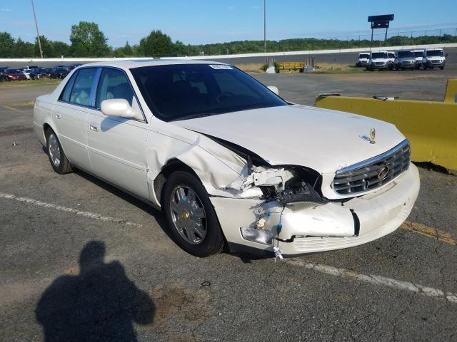 Cadillac salvage cars for sale: 2003 Cadillac Deville