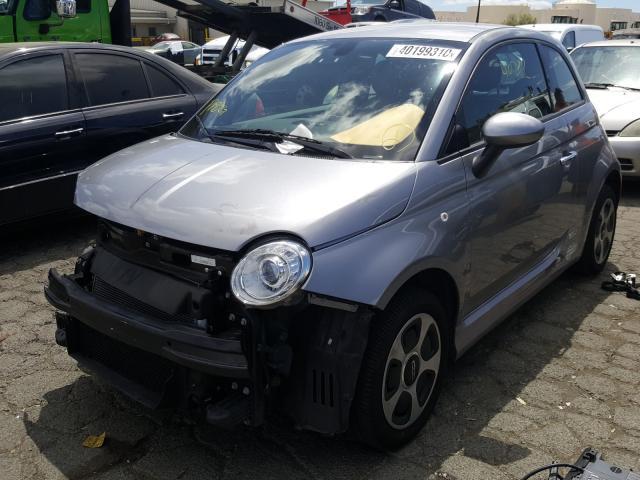2016 Fiat 500 | Vin: 3C3CFFGE6GT229722