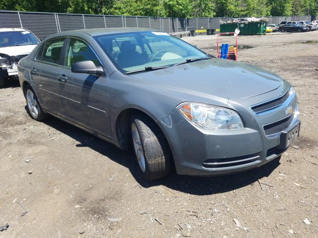 Salvage cars for sale from Copart Waldorf, MD: 2009 Chevrolet Malibu LS
