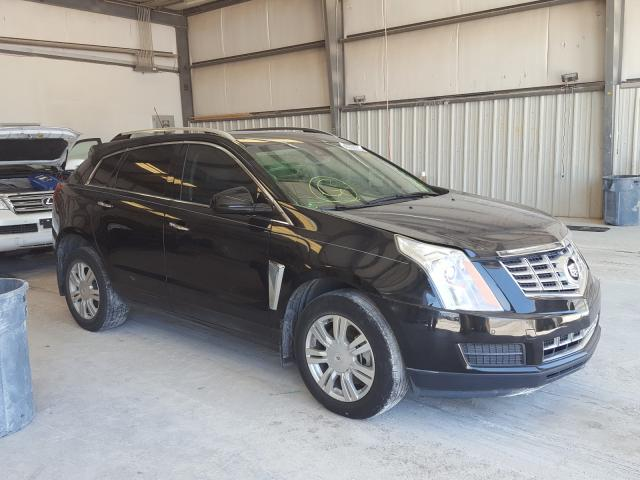 Cadillac SRX Luxury salvage cars for sale: 2015 Cadillac SRX Luxury