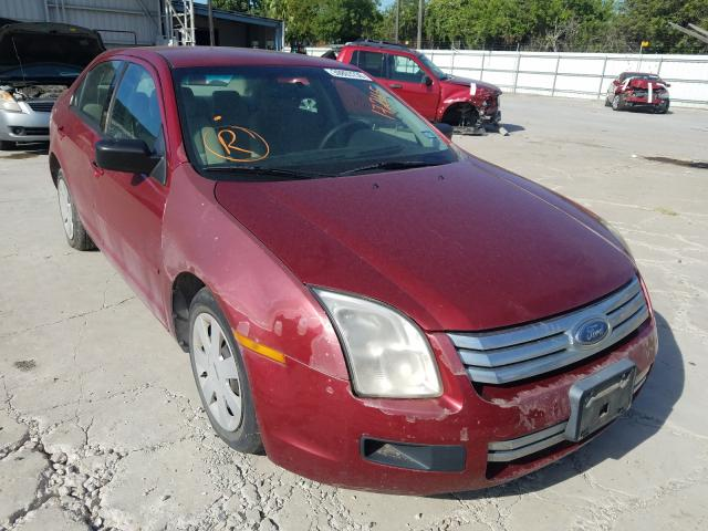 Salvage cars for sale from Copart Corpus Christi, TX: 2006 Ford Fusion S