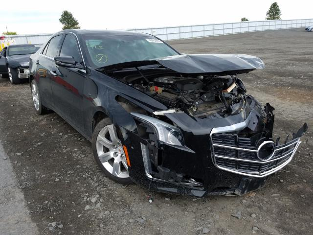 Salvage cars for sale from Copart Airway Heights, WA: 2014 Cadillac CTS Perfor