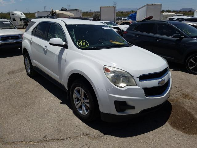 Salvage cars for sale from Copart Tucson, AZ: 2011 Chevrolet Equinox LT