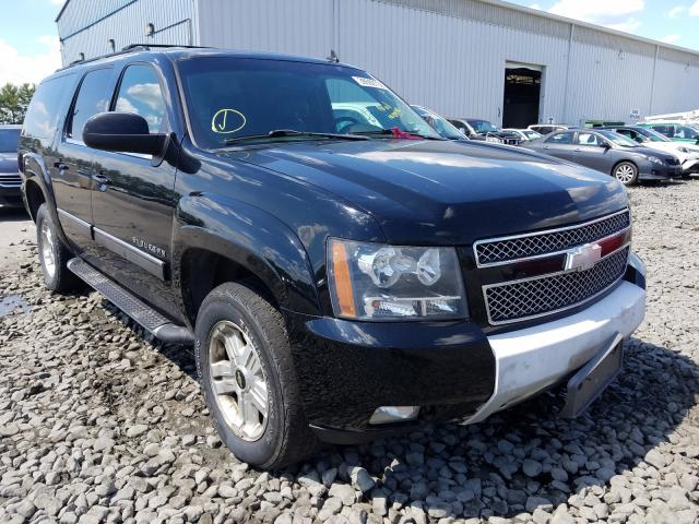 Salvage cars for sale from Copart Windsor, NJ: 2011 Chevrolet Suburban K