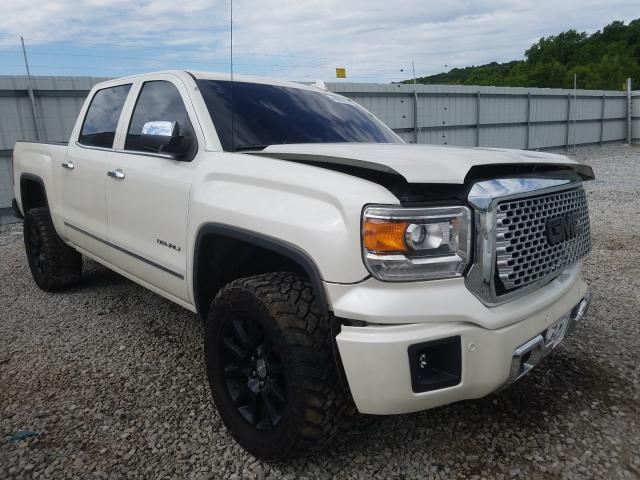 Salvage cars for sale from Copart Prairie Grove, AR: 2015 GMC Sierra K15