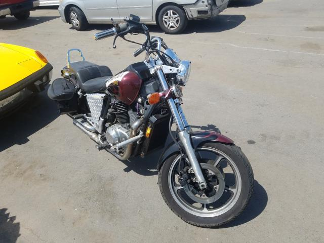 Honda salvage cars for sale: 1986 Honda VT1100 C