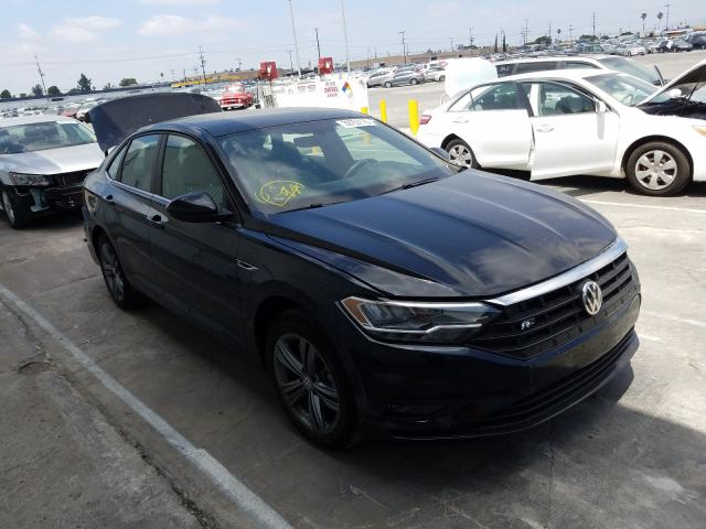 Volkswagen Jetta salvage cars for sale: 2019 Volkswagen Jetta