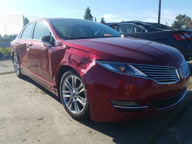 2015 Lincoln MKZ for sale in Woodhaven, MI