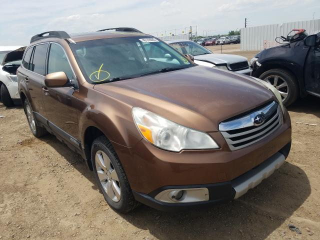 Subaru Outback 3 salvage cars for sale: 2011 Subaru Outback 3